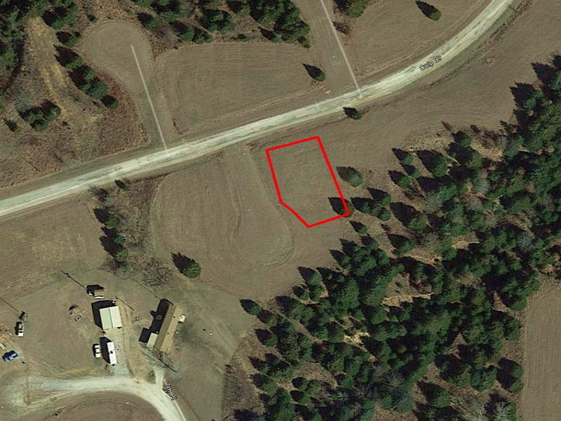 0.2 Acre Lot In Gated Community : Burneyville : Love County : Oklahoma