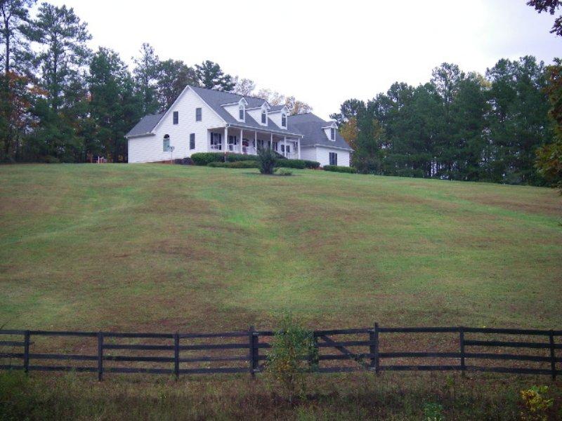 Hall Station Foothills : Kingston : Bartow County : Georgia