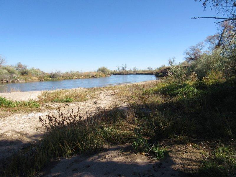 Platte River Duck Lore : Melbeta : Scotts Bluff County : Nebraska