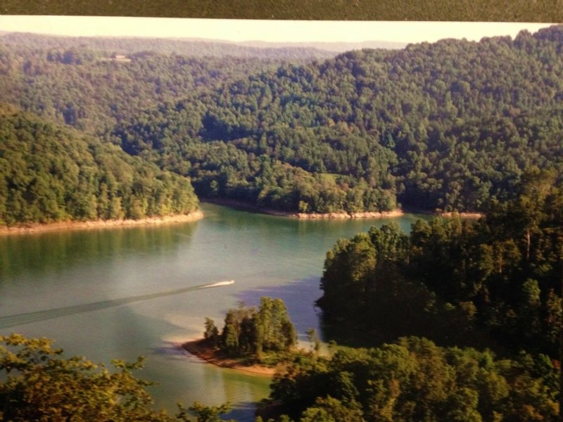 Build A Dream Home On Norris Lake : Tazewell : Claiborne County : Tennessee