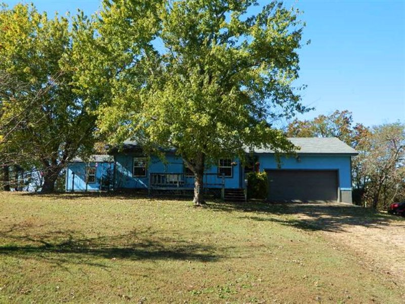 2 Bed Close To Lake Tenkiller : Park Hill : Cherokee County : Oklahoma