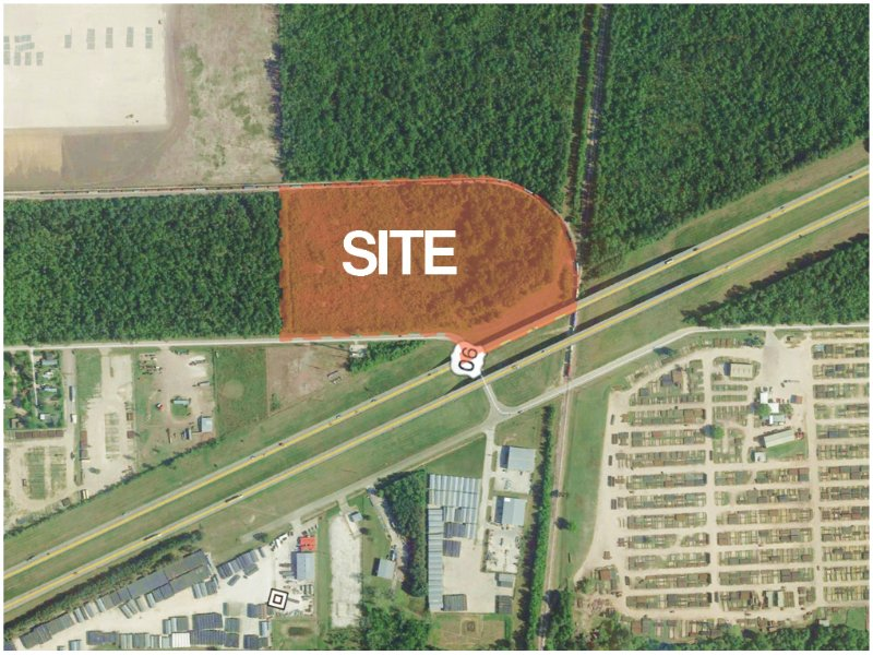 Tx Commercial Land Auction : Houston : Harris County : Texas