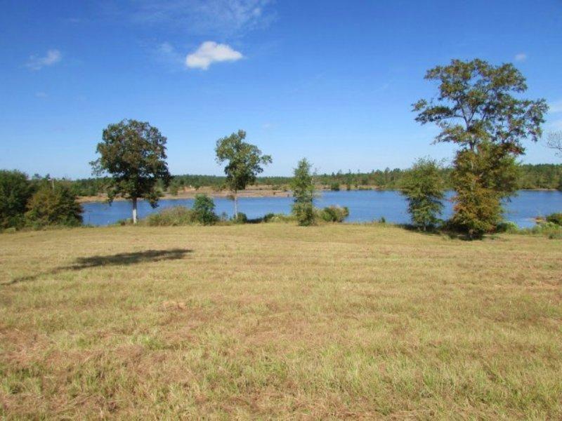 Land Recreation Retreat Lake Ponds : Ellisville : Jones County : Mississippi
