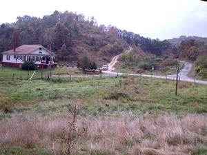 8.00 Acres  : Second Creek : Monroe County : West Virginia