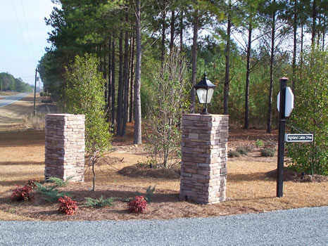 3.36 Acre Lot | Highland Lakes : Eastman : Dodge County : Georgia